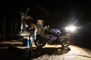 #86 Triumph 675R: Bobby Goodin