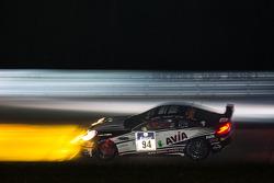 #94 Mathol Racing Aston Martin Vantage V8 GT4: Wolfgang Weber, Norbert Bermes