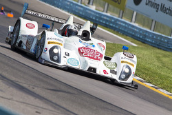 #52 PR1/Mathiasen Motorsports ORECA FLM09: Frankie Montecalvo, Gunnar Jeannette