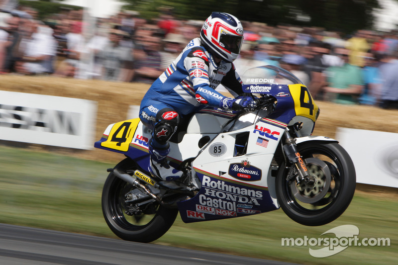 Honda Nsr 500 Freddie Spencer At Goodwood Festival Of Speed