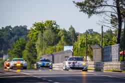 #79 Prospeed Competition Porsche 911 GT3 RSR (997): Cooper MacNeil, Jeroen Bleekemolen
