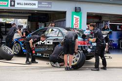Will Davison, Erbus Racing Mercedes