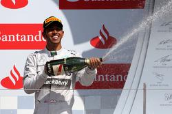 F1: Lewis Hamilton, Mercedes AMG F1 Team