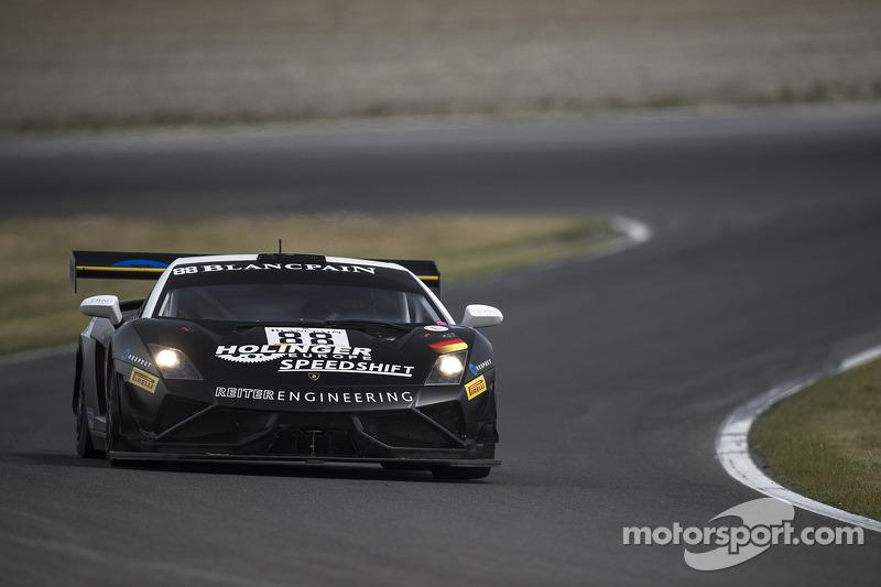 #88 Reiter Engineering Lamborghini LFII: Peter Kox, Stefan Rosina