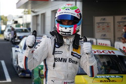 2nd in Qualifying, Bruno Spengler, BMW Team Schnitzer BMW M4 DTM