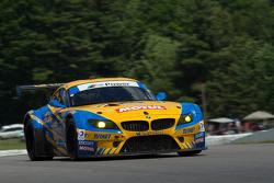 TUSC: #94 Turner Motorsport BMW Z4: Dane Cameron, Markus Palttala