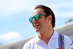 F1: Felipe Massa, Williams