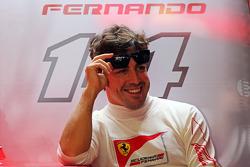 F1: Fernando Alonso, Ferrari