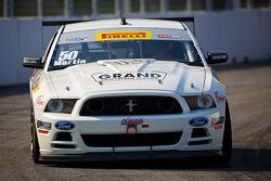PWC: #50 Rehagen Racing Ford Mustang Boss 302: Dean Martin