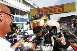 Race winner Marvin Kirchhofer