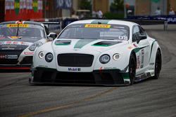 PWC: #08 Dyson Racing Team Bentley Bentley V8 T: Butch Leitzinger