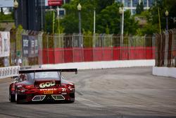 #31 EFFORT Racing Porsche GT3 R: Nick Tandy