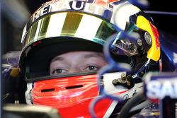 F1: Daniil Kvyat, Scuderia Toro Rosso