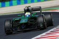 F1: Marcus Ericsson, Caterham CT05