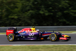 F1: Daniel Ricciardo, Red Bull Racing RB10