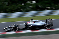 F1: Jenson Button, McLaren F1 Team