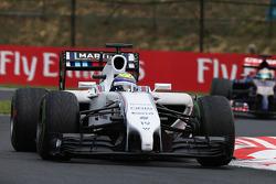 F1: Felipe Massa, Williams FW36