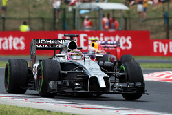 F1: Jenson Button, McLaren MP4-29
