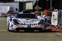 #26 Porsche 911 GT1/98: Brendon Hartley