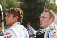 Andreas Mikkelsen and Jari-Matti Latvala