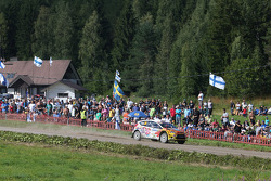 Karl Kruuda and Martin Jarveoja, Ford Fiesta R5