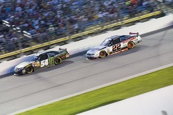 Sam Hornish Jr. and Brad Keselowski