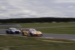 GT: #33 Trackspeed Porsche 997 GT3: John Minshaw, Phil Keen