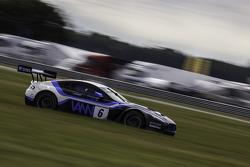 #6 PGF-Kinfaun AMR Aston Martin Vantage GT3: John Gaw, Phil Dryburgh