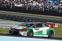 Mehdi Bennani, Honda Civic WTCC, Proteam Racing