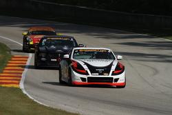 #14 Doran Racing Nissan 370Z: Brad Jaeger, B.J. Zacharias