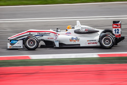 Alexander Toril, ThreeBond with T-Sport Dallara F312 NBE