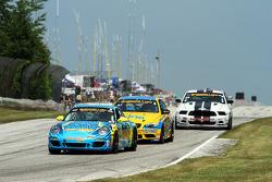 IMSA: #13 Rum Bum Racing Porsche 997: Nick Longhi, Matt Plumb