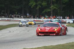 TUSC: #62 Risi Competizione Ferrari F458: Giancarlo Fisichella, Pierre Kaffer