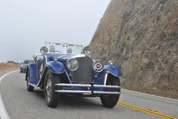 1929 Bentley Speed Six Saoutchik Drophead Coupe
