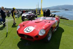 1957 Maserati 450S Spyder