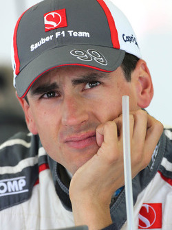 F1: Adrian Sutil, Sauber F1 Team