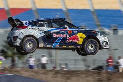 RALLYCROSS: #67 Hyundai / Rhys Millen Racing Hyundai Veloster: Rhys Millen