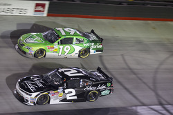 Brian Scott and Hermie Sadler