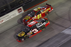 Ty Dillon and Landon Cassill