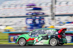 #77 Volkswagen Andretti Rallycross Volkswagen Polo: Scott Speed