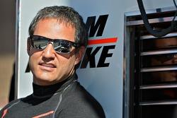 INDYCAR: Juan Pablo Montoya, Penske Racing Chevrolet