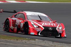 #1 Zent Cerumo Lexus RC F: Yuji Tachikawa, Kohei Hirate