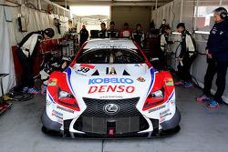 #39 Lexus Team Sard Lexus RC F: Oliver Jarvis, Hiroaki Ishiura