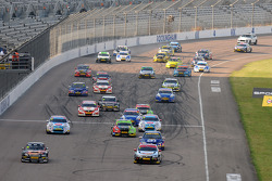 Round 24 Race Start