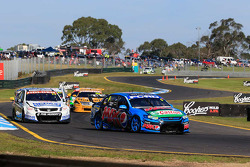 Chaz Mostert and Paul Morris, Ford Performance Racing