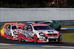 Garth Tander and Warren Luff, Holden Racing Team