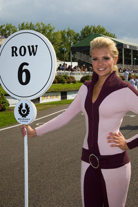 Row 6 Grid Girl