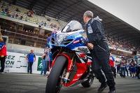 #1 Suzuki: Vincent Philippe, Anthony Delhalle, Erwan Nigon, Damian Cudlin
