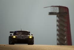 #88 Proton Competition Porsche 911 RSR: Christian Ried, Klaus Bachler, Khaled Al Qubaisi