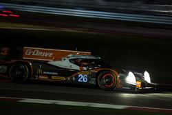 #26 G-Drive Racing Ligier JS PS - NIssan: Roman Rusinov, Olivier Pla, Julien Canal